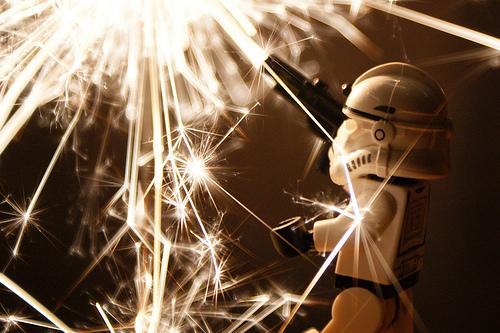 Lego Trooper