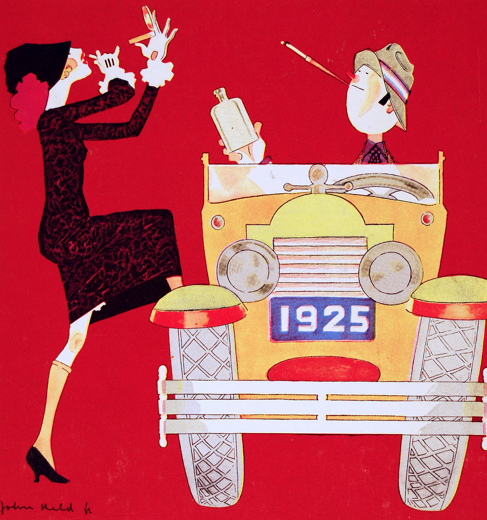 the jazz age The jazz age was the greatest era in american history because of the characteristics and the economic prosperity that defined the 1920s as well as the styles and.